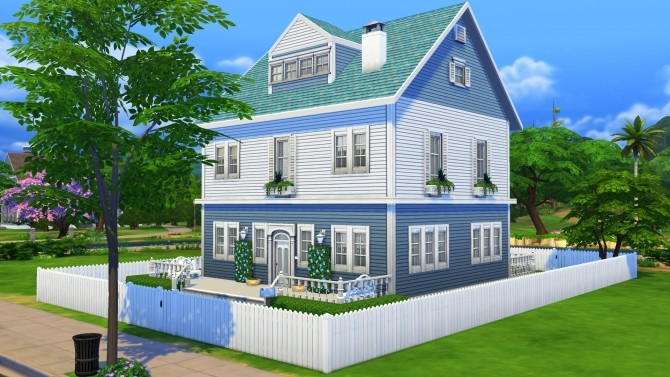 Elder`s Paradise house by Brinessa at Mod The Sims image 4314 670x377 Sims 4 Updates