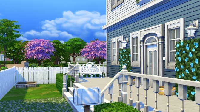 Elder`s Paradise house by Brinessa at Mod The Sims image 4413 670x377 Sims 4 Updates
