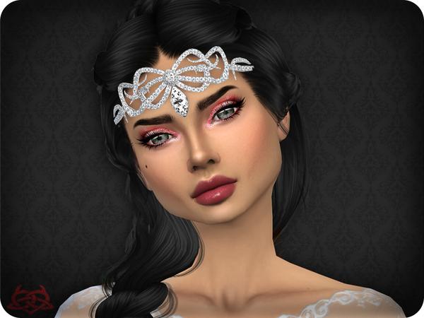 Sims 4 Tiara 5 by Colores Urbanos at TSR