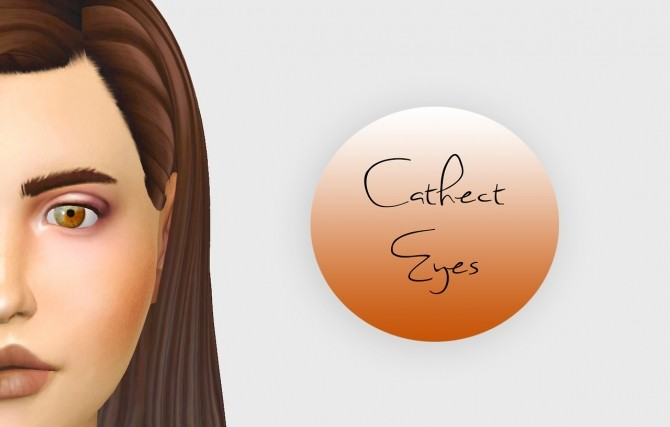 Cathect Eyes at Simiracle image 444 670x427 Sims 4 Updates