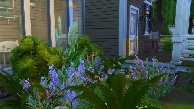 Sims 4 Lakefront Cottage by Sortyero29 at Mod The Sims