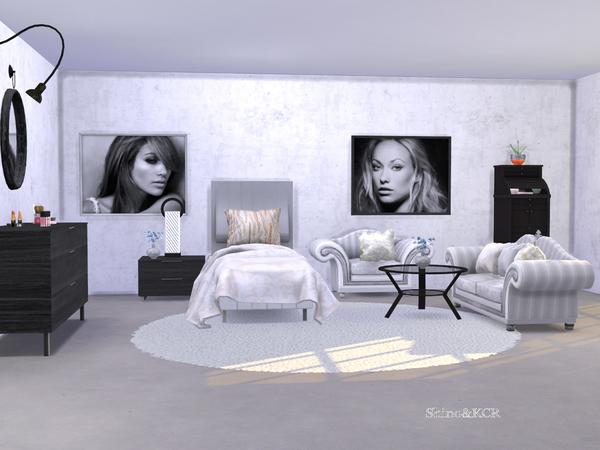 Single Bedroom Dreams by ShinoKCR at TSR image 472 Sims 4 Updates