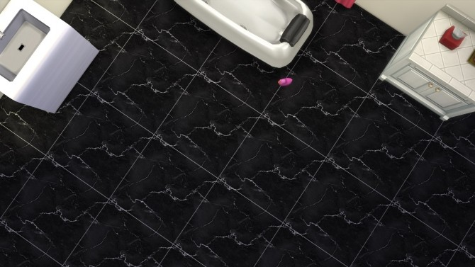 Sims 4 7 Marble Tiled Floors by sistafeed at Mod The Sims