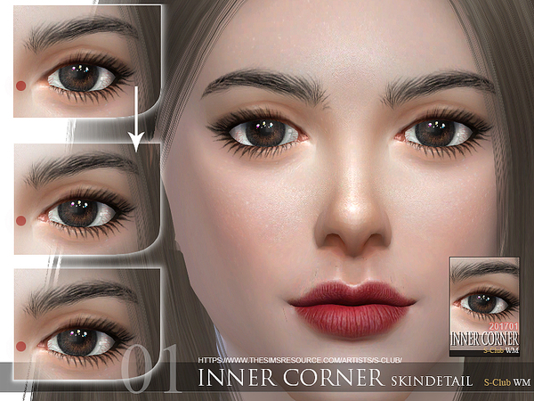 Inner corner 201701 by S Club WM at TSR image 490 Sims 4 Updates