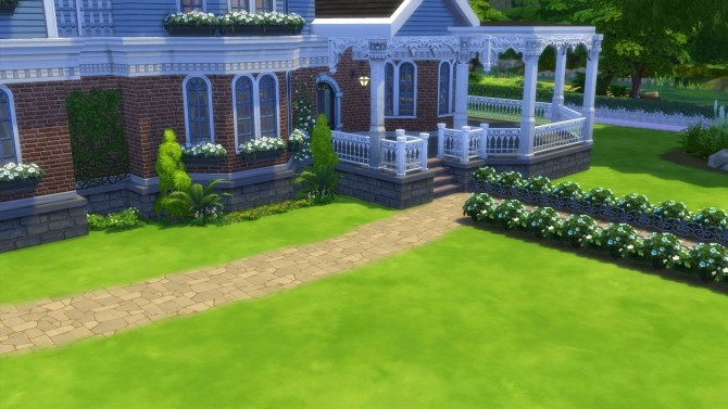 The Willows house by Asmodeuseswife at Mod The Sims image 493 670x377 Sims 4 Updates