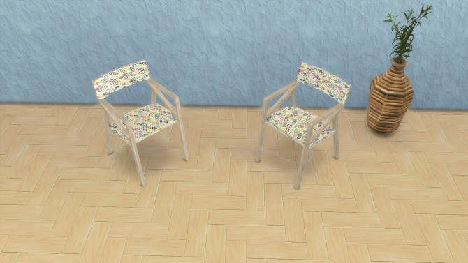 Sims 4 The Herringbone Wood Floor Collection by sistafeed at Mod The Sims