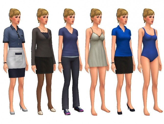 Joyce Price from Life is Strange by luizgofman at Mod The Sims image 517 670x505 Sims 4 Updates