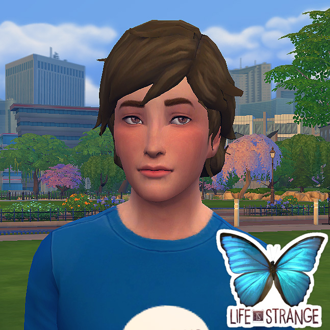 Warren Graham from Life is Strange by luizgofman at Mod The Sims image 521 Sims 4 Updates