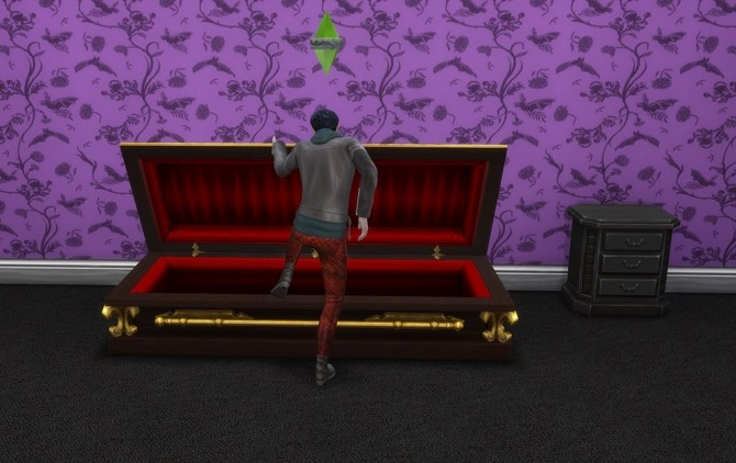 Vampire All Inclusive Luxury Cruiser Coffin Recolors by sistafeed at Mod The Sims image 5210 670x422 Sims 4 Updates
