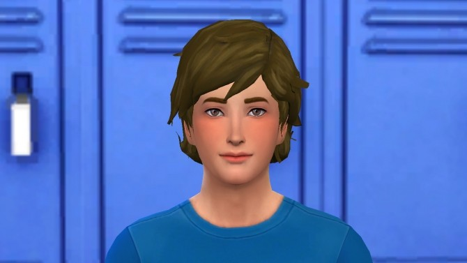 Warren Graham from Life is Strange by luizgofman at Mod The Sims image 541 670x377 Sims 4 Updates