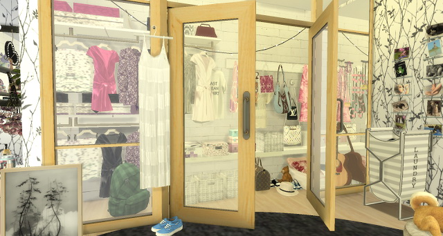 Laurie girly bedroom at Pandasht Productions image 5417 Sims 4 Updates
