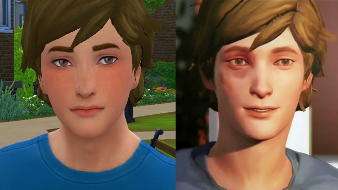 Warren Graham from Life is Strange by luizgofman at Mod The Sims image 551 670x377 Sims 4 Updates