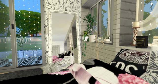 Laurie girly bedroom at Pandasht Productions image 5617 Sims 4 Updates