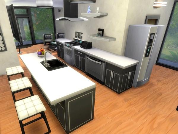 Sims 4 Love and Zen Retreat by galadrijella at TSR