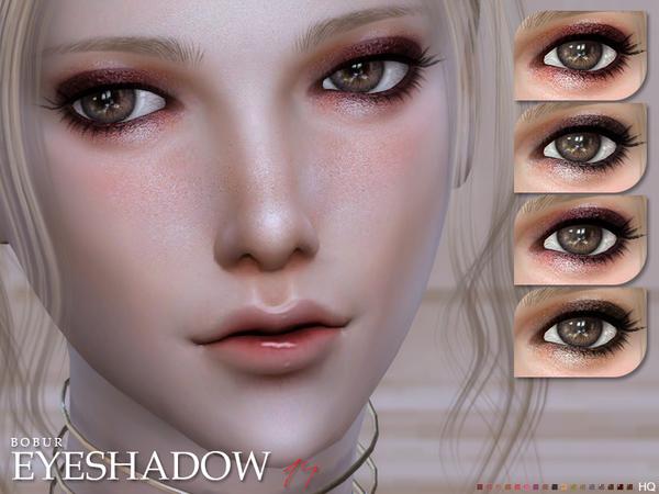 Eyeshadow 14 by Bobur3 at TSR image 6018 Sims 4 Updates