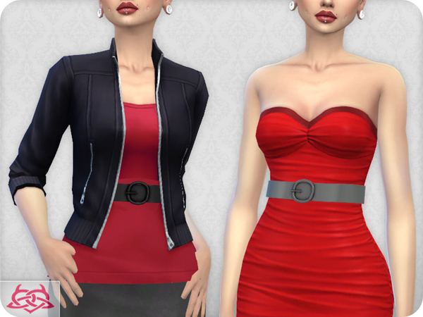 Belt 2 by Colores Urbanos at TSR image 61 Sims 4 Updates