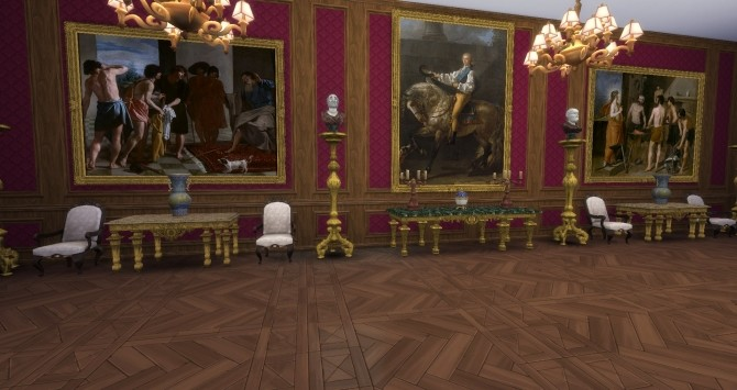 Sims 4 Mansion Panels 04 by TheJim07 at Mod The Sims