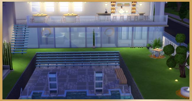 Sanus Per Aquam wellness center by Kosmopolit at Blacky's Sims Zoo image 6713 Sims 4 Updates