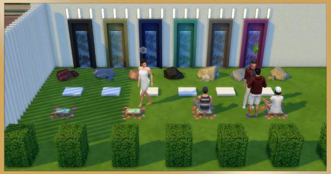 Sanus Per Aquam wellness center by Kosmopolit at Blacky's Sims Zoo image 6812 Sims 4 Updates