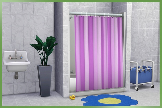 Shower cabine H2O by Cappu at Blacky's Sims Zoo image 7013 Sims 4 Updates
