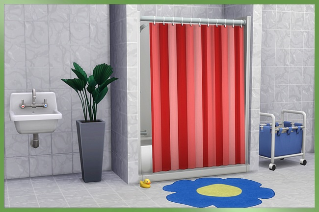 Shower cabine H2O by Cappu at Blacky's Sims Zoo image 7117 Sims 4 Updates