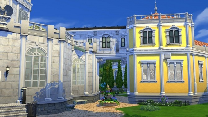 The Cathedral of the Holy Trinity Dresden by Glouryian at Mod The Sims image 798 670x377 Sims 4 Updates