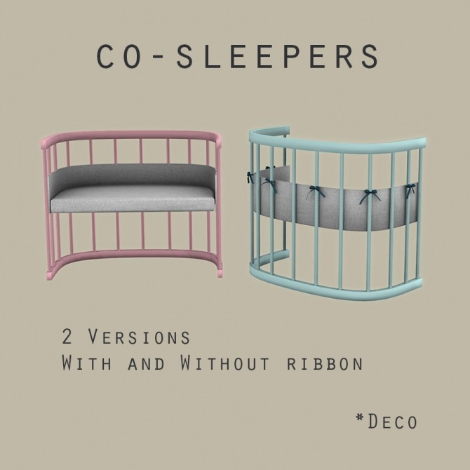 Sims 4 Co Sleepers at Leo Sims