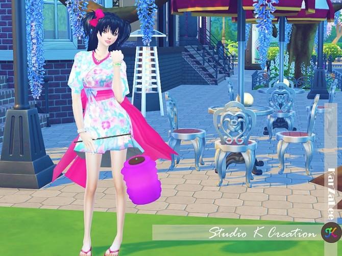 Sims 4 SKC Lantern at Studio K Creation