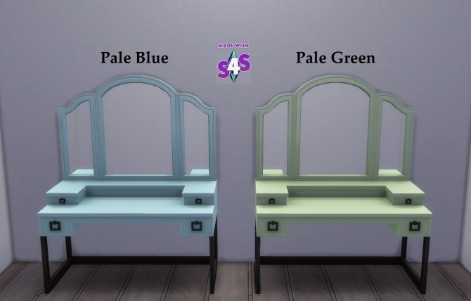 Vainglorious Vanity 20 Recolours by wendy35pearly at Mod The Sims image 887 670x428 Sims 4 Updates