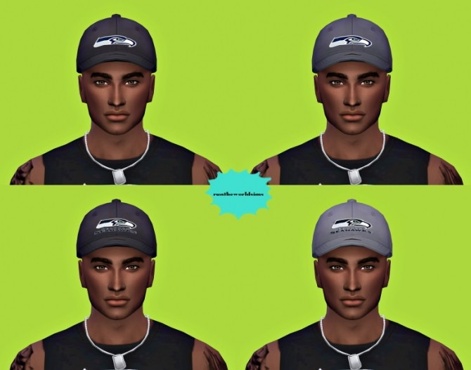 Sims 4 Dynasty Collection + Male Half Tanks and Caps at The Beautiful Sims of Color