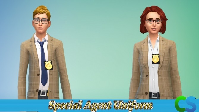 school uniform sims 4 cc