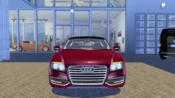 Audi R7 Concept Coupé at OceanRAZR image 917 670x377 Sims 4 Updates
