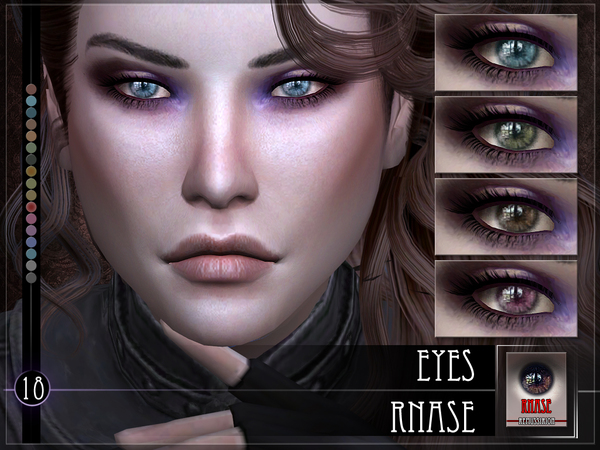 RNase Eyes by RemusSirion at TSR image 9316 Sims 4 Updates