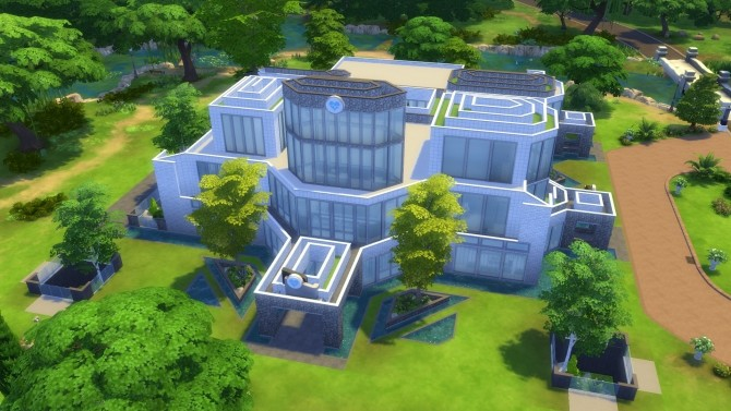 General Hospital Build by arcadialight at Mod The Sims image 10117 670x377 Sims 4 Updates