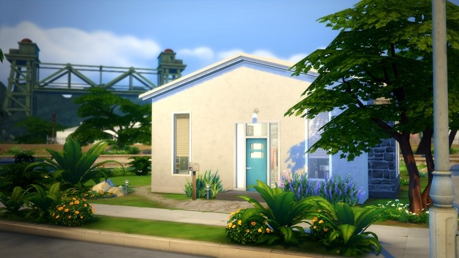 Lorentz house at Fezet image 1095 670x377 Sims 4 Updates