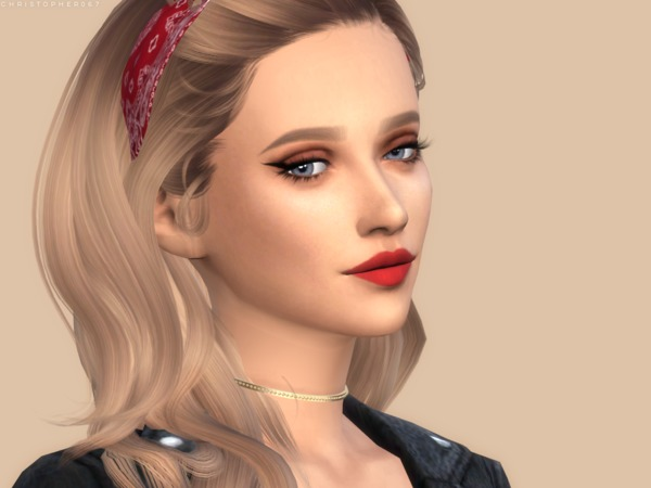 Dancing Queen Lipstick by Christopher067 at TSR image 1125 Sims 4 Updates