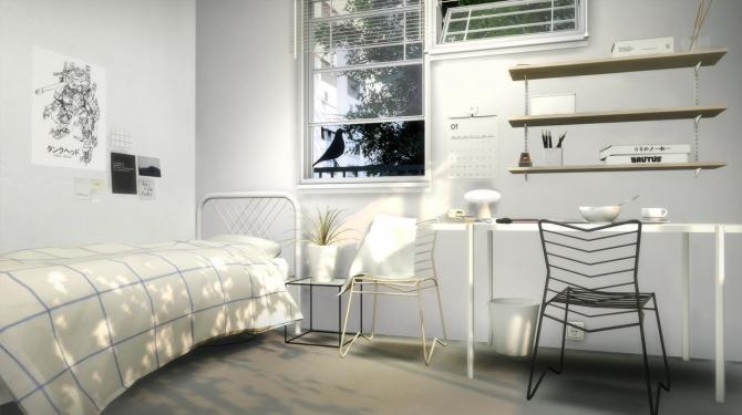 B2b Bedroom At Slox 187 Sims 4 Updates