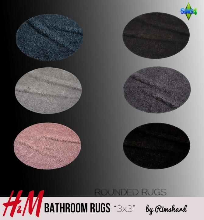 Sims 4 Bathroom Rug Sets at Rimshard Shop