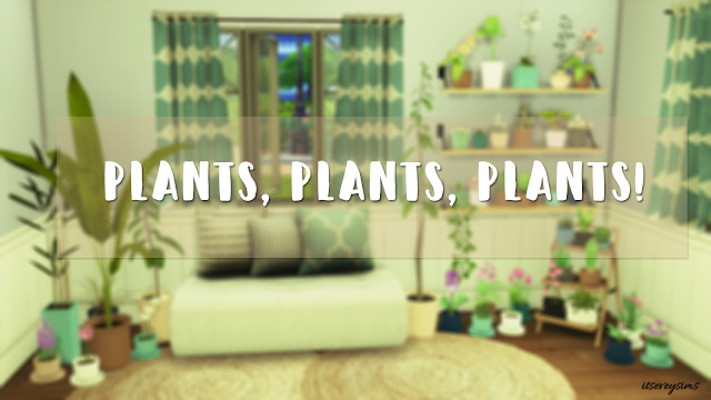 Plants at Evey Sims image 1208 Sims 4 Updates