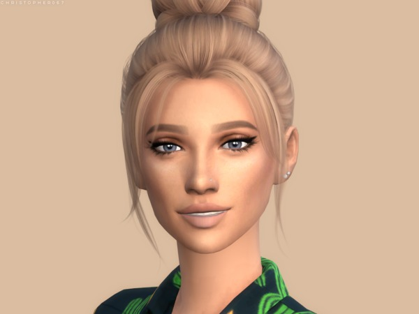 Dancing Queen Lipstick by Christopher067 at TSR image 1220 Sims 4 Updates