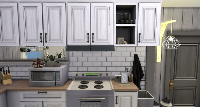 Pumpkin kitchen by Rissy Rawr at Pandasht Productions image 1221 Sims 4 Updates