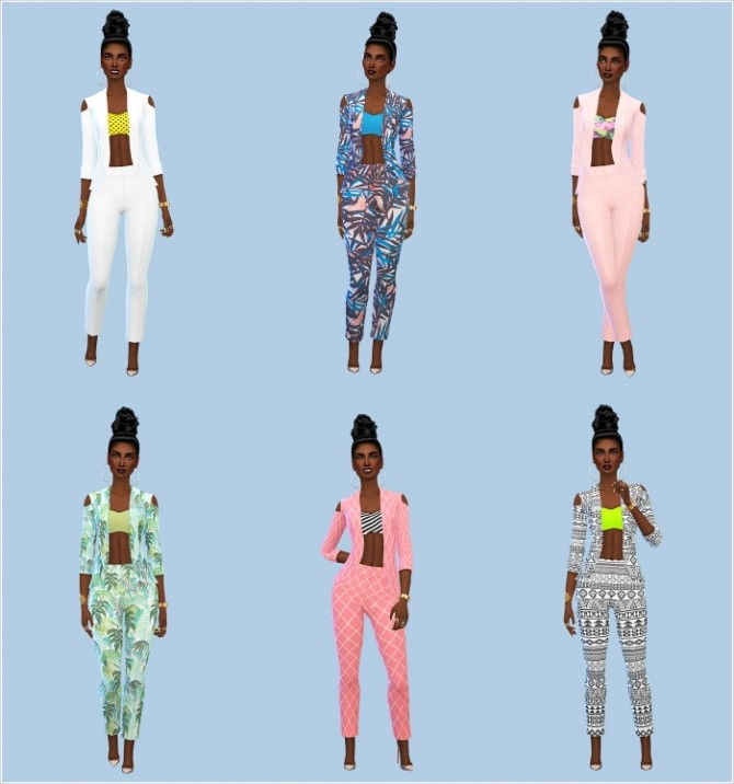 Dynasty Collection VII at The Beautiful Sims of Color image 12211 670x716 Sims 4 Updates