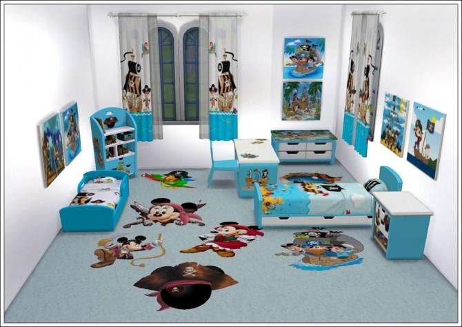 Boy Room at Louisa Creations4Sims image 1307 670x474 Sims 4 Updates