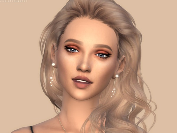 Sims 4 Dancing Queen Lipstick by Christopher067 at TSR