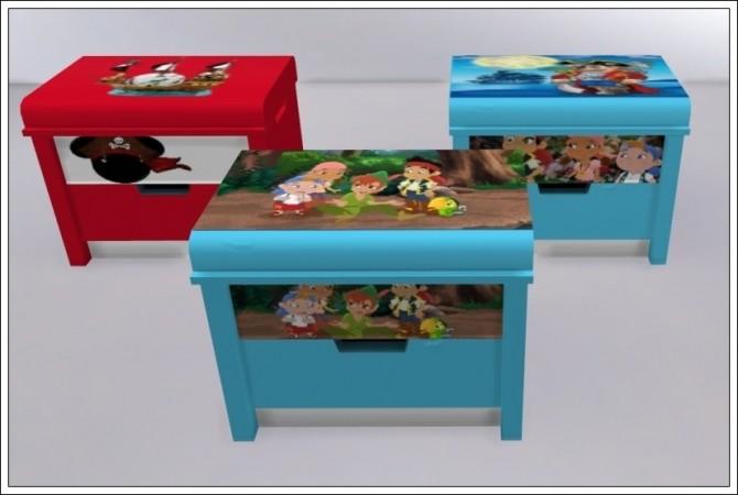 Boy Room at Louisa Creations4Sims image 13212 670x450 Sims 4 Updates