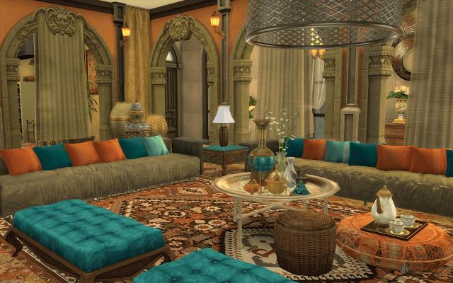 Sims 4 Modern Furniture