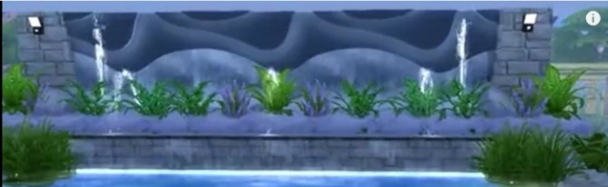 Jackie's Fountainless Fountain at NEW Luxurious Sims 4 image 1333 670x206 Sims 4 Updates