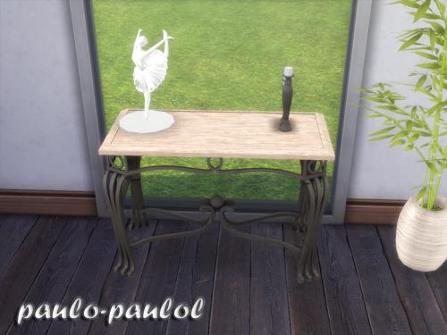 Sims 4 Jess livingroom at Paulo Paulol