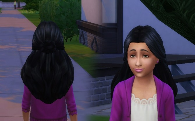 Sims 4 Catherine Hair at My Stuff