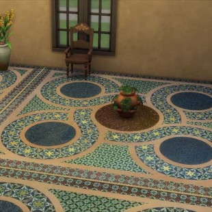 sims 4 how to build floor